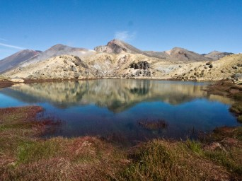 Emerald Lakes - Tongariro