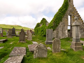 Balnakeil Church - Durness