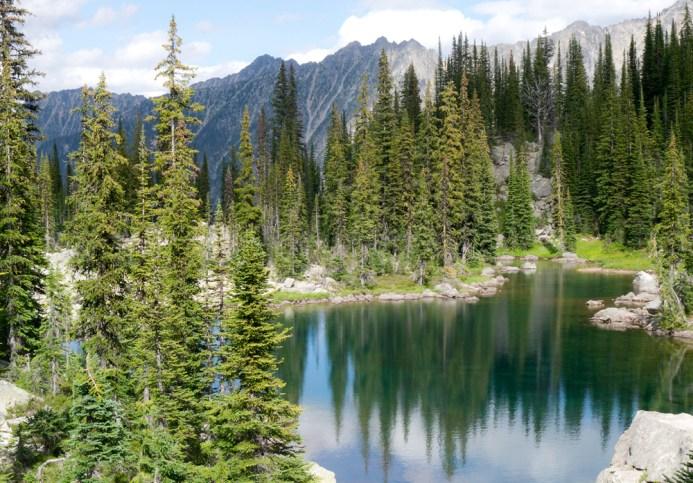 Postcard perfect British Columbia