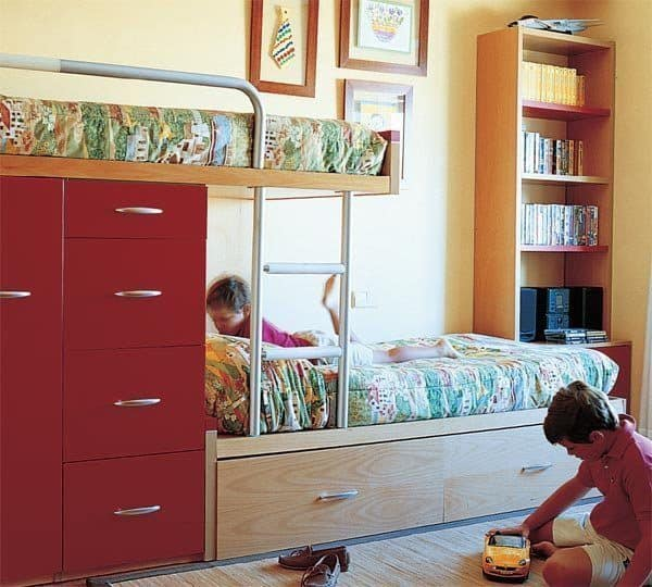 Trends of Bedrooms for Children 2020