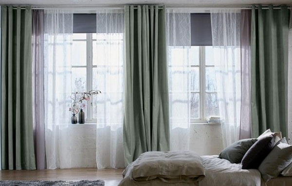 curtains for bedroom 2020