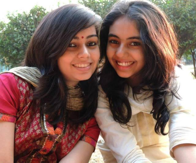 Panvi and Piya Podder