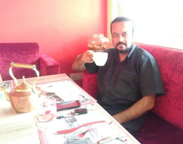 Tea Time with Joygopal Podder
