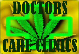 Medical Marijuana Doctor Clinic Card