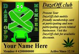 Daze Off Insiders Club