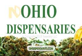 Find recreational weed dispensaries in Ohio