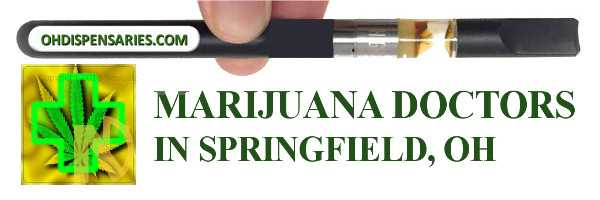SPRINGFIELD CANNABIS DOCTOR 2019