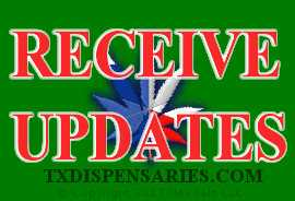 Receive Updates For Texas MMJ Program