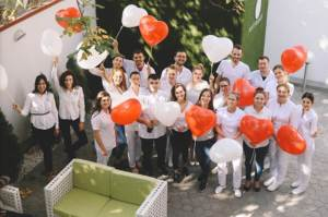 Equipe clinique dentaire Moldavie
