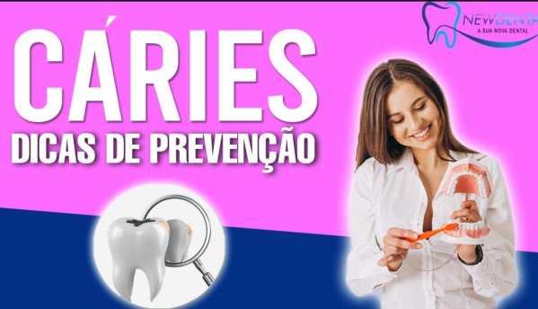Caries Dicas de Prevenção