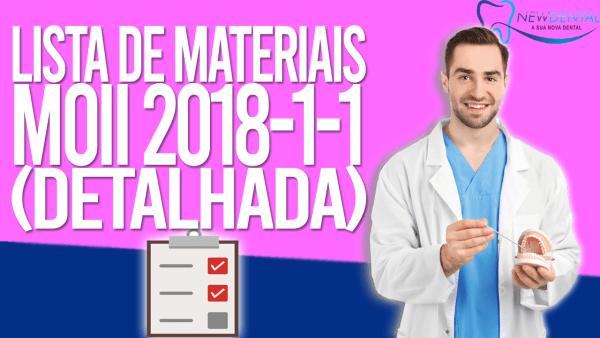 Lista de Materiais MOll 2018-1-1 (DETALHADA)