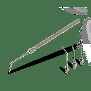 Conjunto de Aspiração Endôdontico- Indusbello