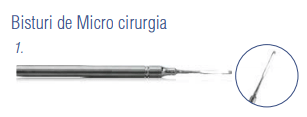 Bisturi de Micro Cirurgia Nº1 -Harte