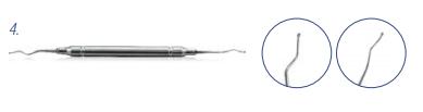 Bisturi de Micro Cirurgia Nº4 -Harte