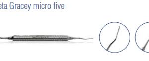 Cureta Gracey Micro Five 5-6 -Harte