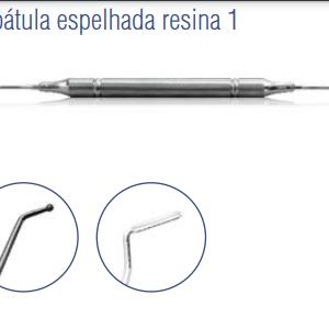 Espátula Espelhada Resina Nº1-Harte