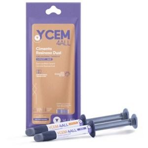 Cimento Resinoso Ycem 4all Cod.160- Yller