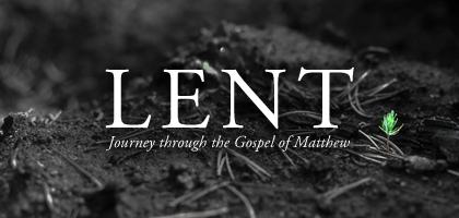 Lent 2017, Part 6 –  True Surrender