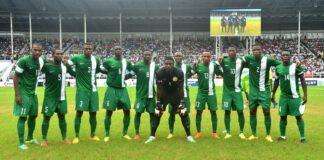 AAG: Dream Team To Face Egypt, Senegal