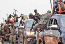 Police Arrest 10 Criminal Suspects, Recover Firearms, Ammunition In Enugu