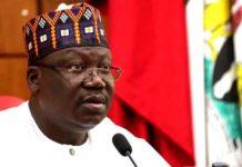 Senate President Inaugurates NASS Service Commission Office