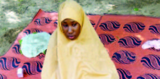 Leah Sharibu Gives Birth To Second Baby In Captivity