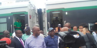 About 700km of Railway Is Completed, Says Amaechi