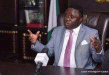 Gov. Ayade Sacks 4 Commissioners, 5 Aides