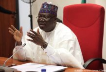 Lawan Fault officials Who Shun Hearings on Bills, Then Misadvise Buhari