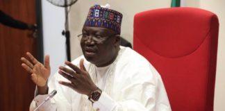 Lawan Fault officials Who Shun Hearings on Bills, Then Misadvise Buhari