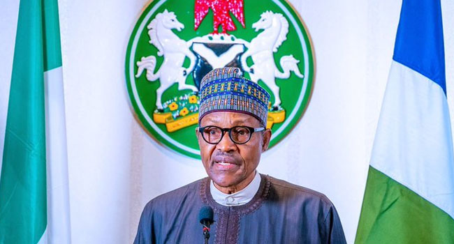 Buhari Calls on Int'l Community To Support Peaceful Transition In Chad