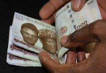 Naira Depreciates As External Reserves Drops To $36.116 Billion