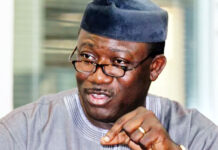 Fayemi Constitutes Ekiti C'ttee on Review of 1999 Constitution