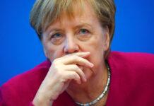 German Vice Chancellor, Merkel