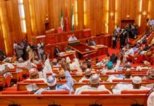 Senate Screens New CG Nigeria Correctional Service