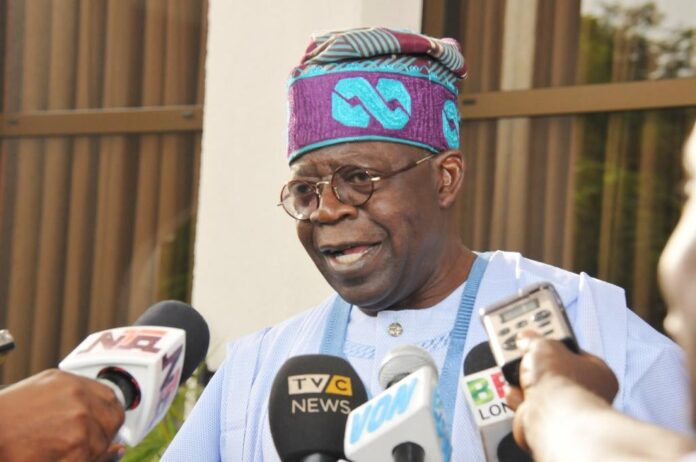 What Tinubu Said In First Public Appearance After Medical Trip
