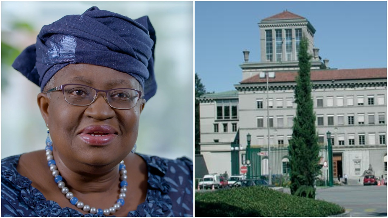 First Female DG of WTO, nigeria former finance minister