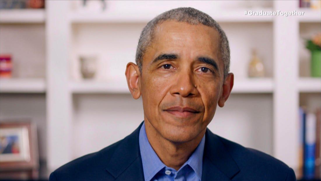 obama and President-elect biden,
