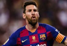Man City Offer Lionel Messi Eight-year Contract