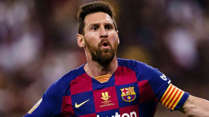 At Last, Messi Agrees Two-Year Barcelona Contract Extension