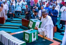 Breaking! President Buhari Signs 2021 Budget Into Law