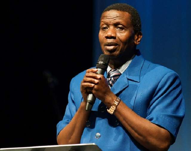 RCCG G.O, Pastor Adeboye Breaks Silence on Dare's Death