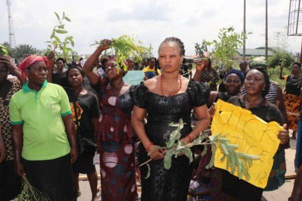 Protest In Delta