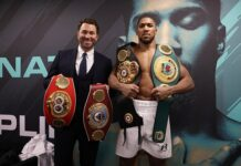 Promoter: Why Joshua Will Floor Tyson Fury In Super Heavyweight Bout