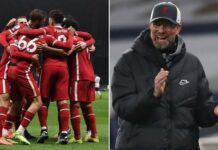 Liverpool Beat Tottenham To Retain Top Four
