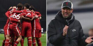 Liverpool Beat Tottenham To Retain Top Four