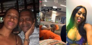 Aliko Dangote Second Lady Shares Near-nude Video Of Period Spent Together