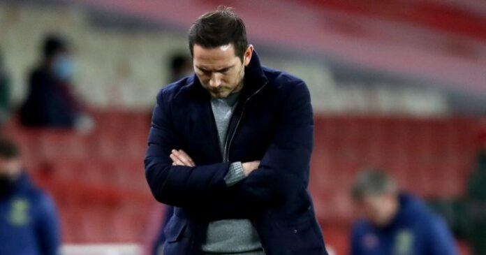 Chelsea Set To Sack Lampard To Replace With Thomas Tuchel