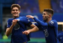 Goals From Azpilicueta, Alonso Give Tuchel First Chelsea Win
