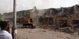 FESTAC Demolition: 5,000 Displaced Traders Drag Govt To Court Amidst Protests